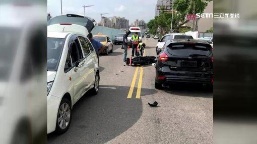 撞別人車竟要受害者賠 網友:傻了嗎