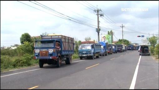 怕颱風毀心血 農民搶收稻作價格直落