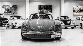 比911還貴的Beetle甲蟲車(圖/車訊網)