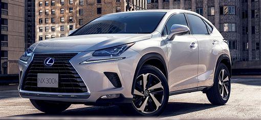 Lexus NX(圖/攝攝自Lexus官網)