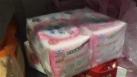 人妻,豬隊友,老公,衛生棉,冰箱,爆怨公社(圖/翻攝自爆怨公社)