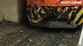 台鐵,列車,莒光號,火車,落軌 圖/翻攝畫面