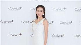 黎姿被港媒稱之為「最美CEO」。(圖/翻攝自微博)