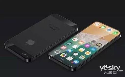 iPhone SE2,WWDC2018,小螢幕,iPhone,SE2,蘋果,愛瘋圖/天極網