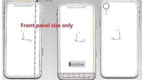 iPhone 蘋果 設計圖 Face ID