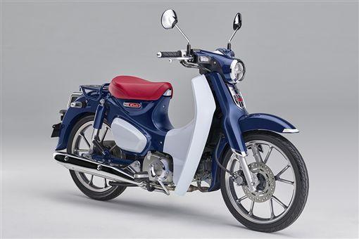 2019年式Honda Super Cub。(圖/翻攝Honda網站)