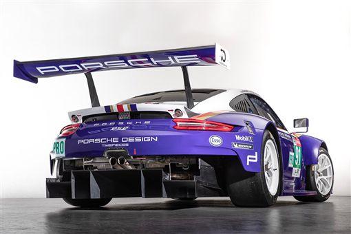 Porsche 911 RSR。(圖/翻攝Porsche網站)