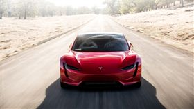 Tesla  Roadster。(圖/翻攝Tesla網站)