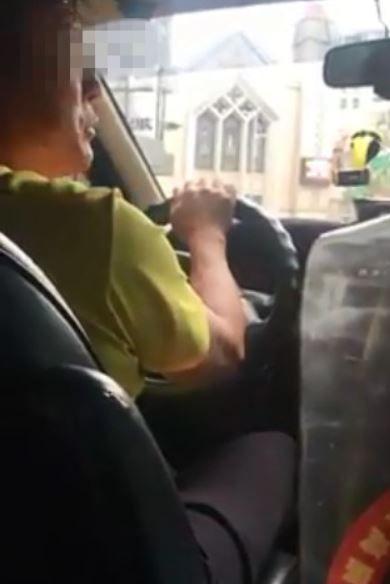 新竹,小黃,計程車,運將,司機,繞路(圖/翻攝自新竹爆料公社)