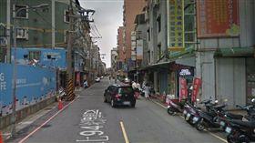 永和區秀朗路二段。(圖/翻攝Google Map)