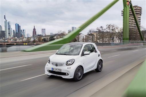 Smart推出多元購車優惠方案。(圖/Mercedes-Benz提供)