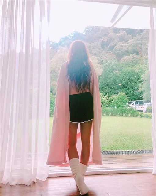 愷樂,蝴蝶姊姊,/翻攝自IG