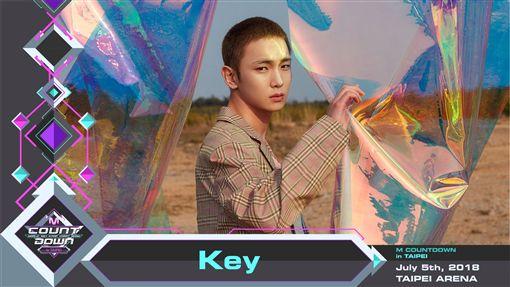 M COUNTDOWN,Key/翻攝自寬宏藝術
