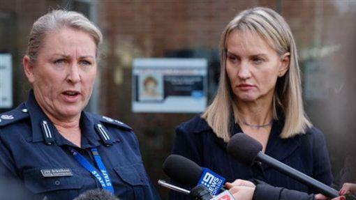 澳洲警方報導事件經過(圖/翻攝自澳媒《先鋒太陽報》)