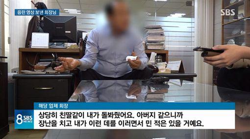 南韓,性騷擾,職場,霸凌,色狼,投訴 圖/翻攝自SBS News