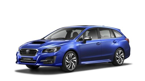 Subaru Levorg 2.0 GT-S EyeSight。(圖/Subaru提供)