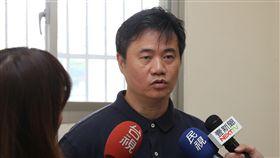 大同高中羽球隊教練蕭博仁。(圖/大同高中提供)