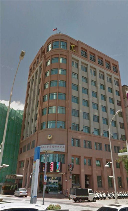 高雄市新興分局外觀(翻攝自Google Map)