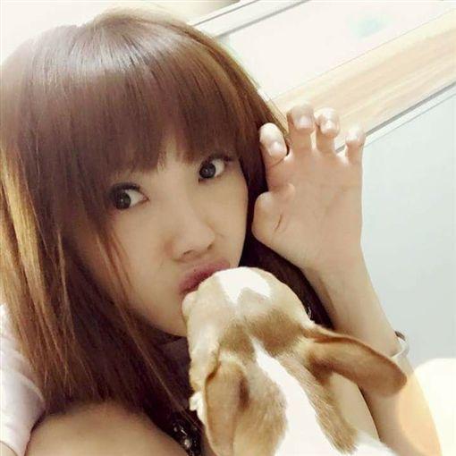 ▲劉樂妍有「女版黃安」之稱。(圖/翻攝自臉書)