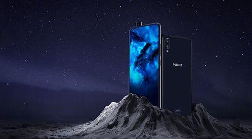 手機,vivo,旗艦,vivo NEX,劉海,全面屏,下巴,屏佔比圖/翻攝快科技