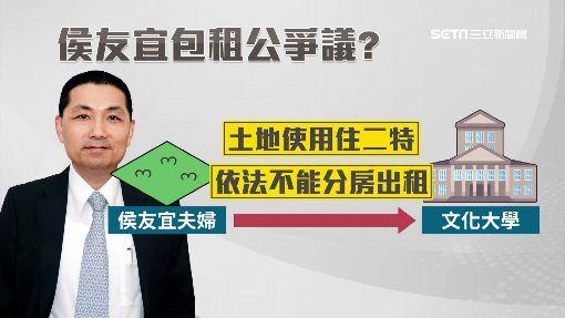侯友宜宿舍爭議 柯P:若違法 斷水斷電!