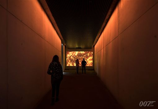 007博物館,奧地利旅遊(圖/翻攝自007 Elements官網)