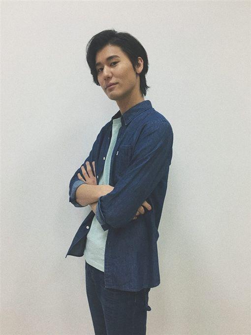 ▲日本籍男星風田。(圖/翻攝自臉書)