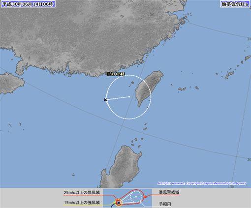 天氣即時預報,熱帶性低氣壓,西南氣流,台灣颱風論壇,颱風