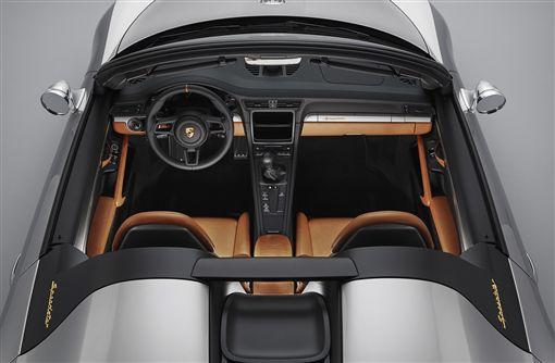 911 Speedster Concept概念車。(圖/Porsche提供)