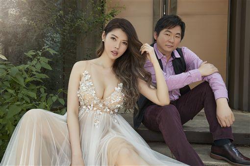 殷琦,張仕育/依林娛樂提供