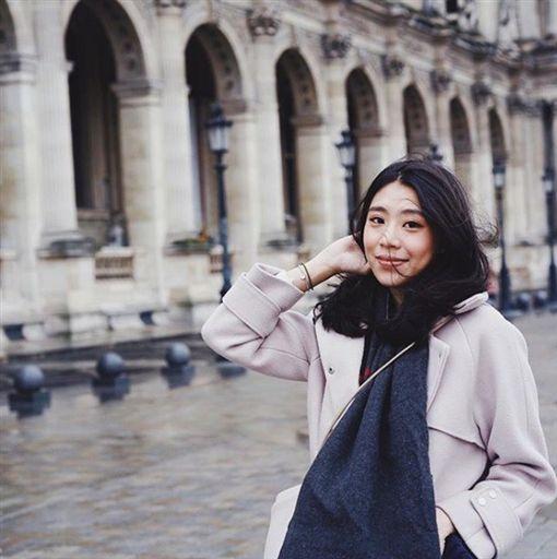 華航空姐Elvira(翻攝自Instagram)