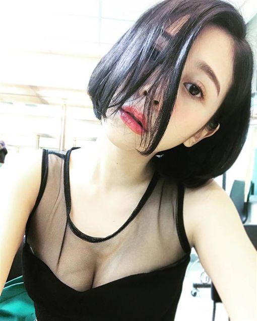 劉璟瑩,ALBEE。(翻攝/IG)