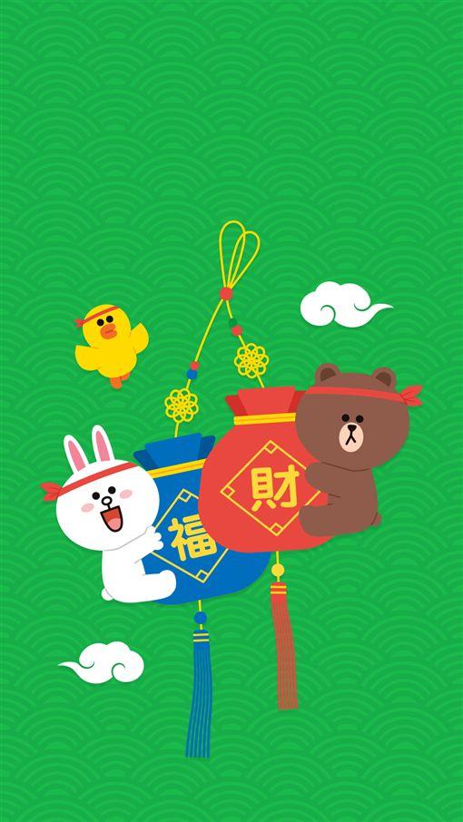 端午節,粽子,龍舟,LINE,用戶,貼圖,動態消息,開運粽