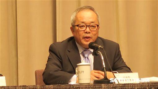 行政院副院長施俊吉。(圖/記者盧素梅攝)