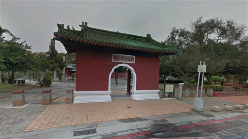 台南市古蹟延平郡王祠(翻攝Google Map)