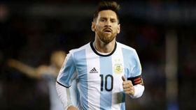 Lionel Messi,梅西(圖/取自FIFA官方推特)