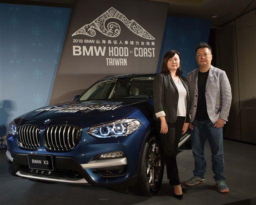 ▲迎接全新合作夥伴BMW總代理汎德加入。(圖/主辦單位提供)