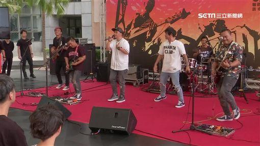最搖滾!淡水漁人舞台夏日音樂季 周末熱鬧登場