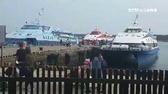 台東漂流木影響船班!至綠島改成功港