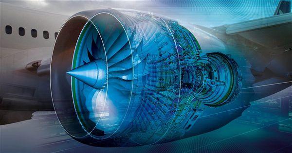 英國航太引擎大廠勞斯萊斯公司(Rolls-Royce PLC),渦輪引擎(圖/翻攝自Rolls-Royce plc臉書)