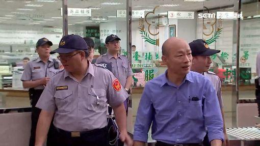 「濫發8400萬」遭約談 韓國瑜喊冤:為何只抓我