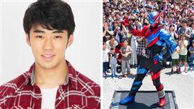 《假面騎士》21歲男星野邊大地墜樓身亡,得年21歲。(翻攝推特)