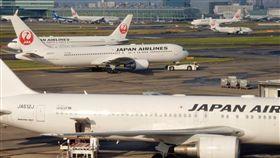 日本航空(JAL)(圖/翻攝自推特)