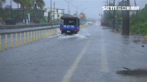 淹水,豪雨