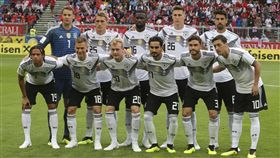 英媒盤點世界盃32強,德國實力排第一。(圖/美聯社/達志影像)
