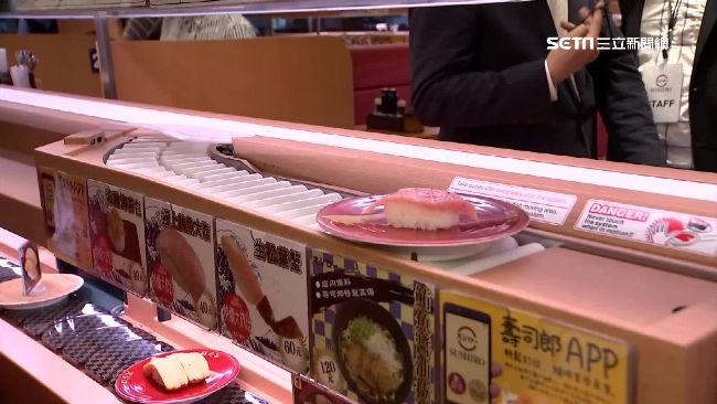 噁!他目睹「巨鼠輸送帶狂奔」 壽司郎:壽司已全數銷毀