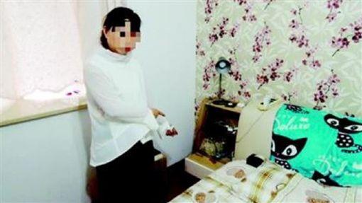 山東大媽扮天津妙齡女騙男友,偷走首飾。(圖/翻攝自《楚天都市報》)