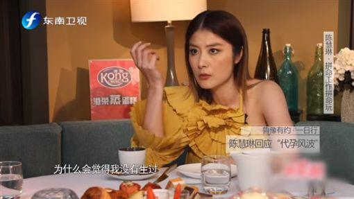 陳慧琳,鲁豫有约一日行,/翻攝自YouTube