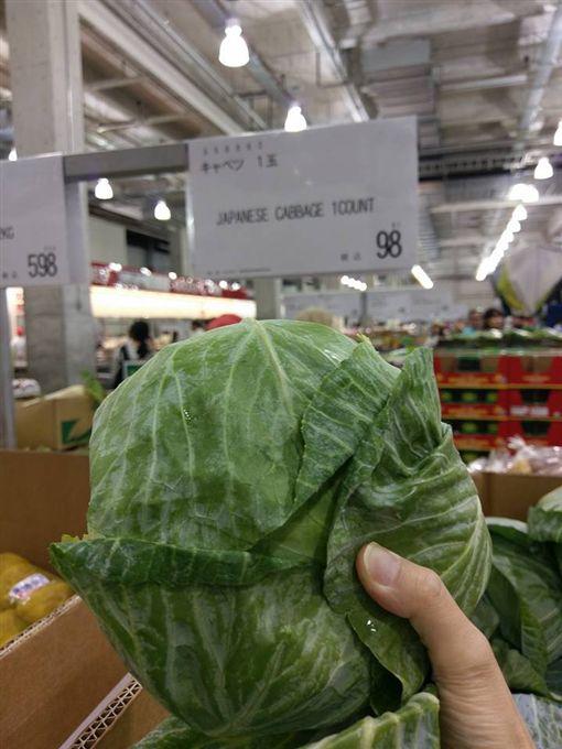 日本好市多試吃超大氣(圖/翻攝自Costco好市多 商品經驗老實說臉書)