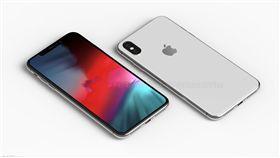 蘋果,新iPhone,iPhone X,OLED,螢幕,iPhone,LCD,廉價版 圖/IT之家